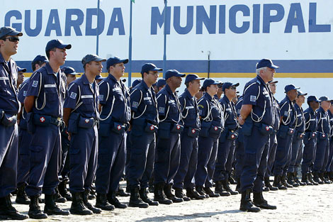Aposentadoria especial para guardas municipais é vetada